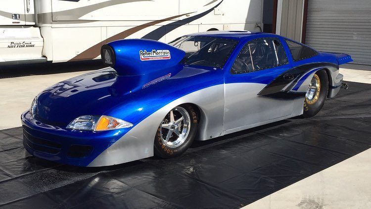 Philpot to Contest Two Car Top Sportsman Team in 2019 – Motorsports
