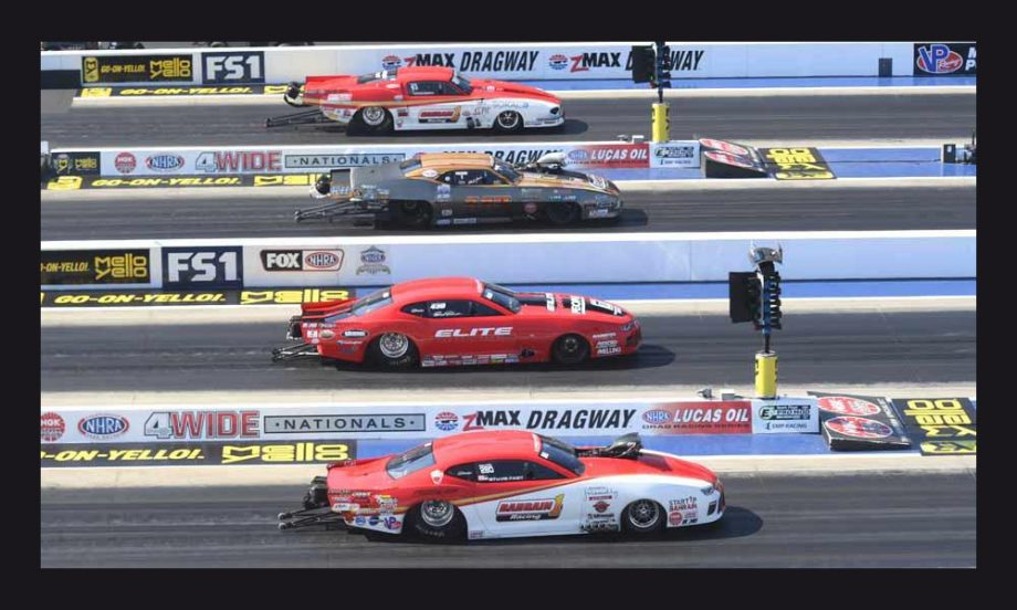 Janis Wins Pro Mod Title at NGK Spark Plugs NHRA Four-Wide